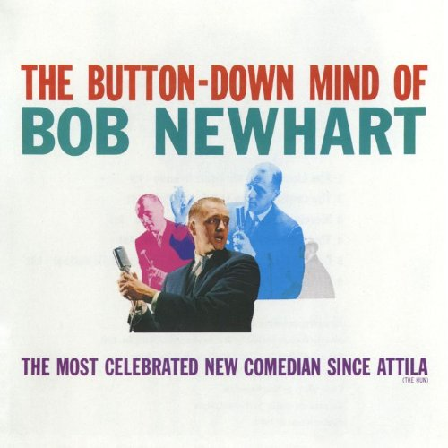 Button Down Mind of Bob Newhart